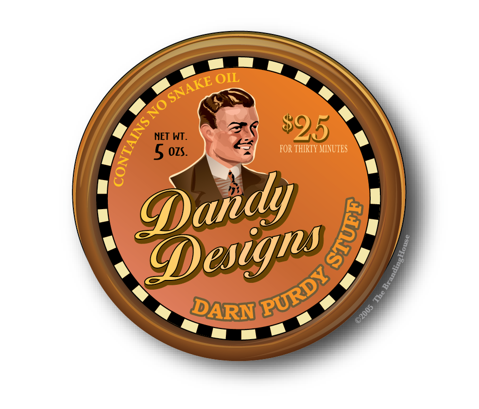 Dandy Designs With The Brandinghouse
