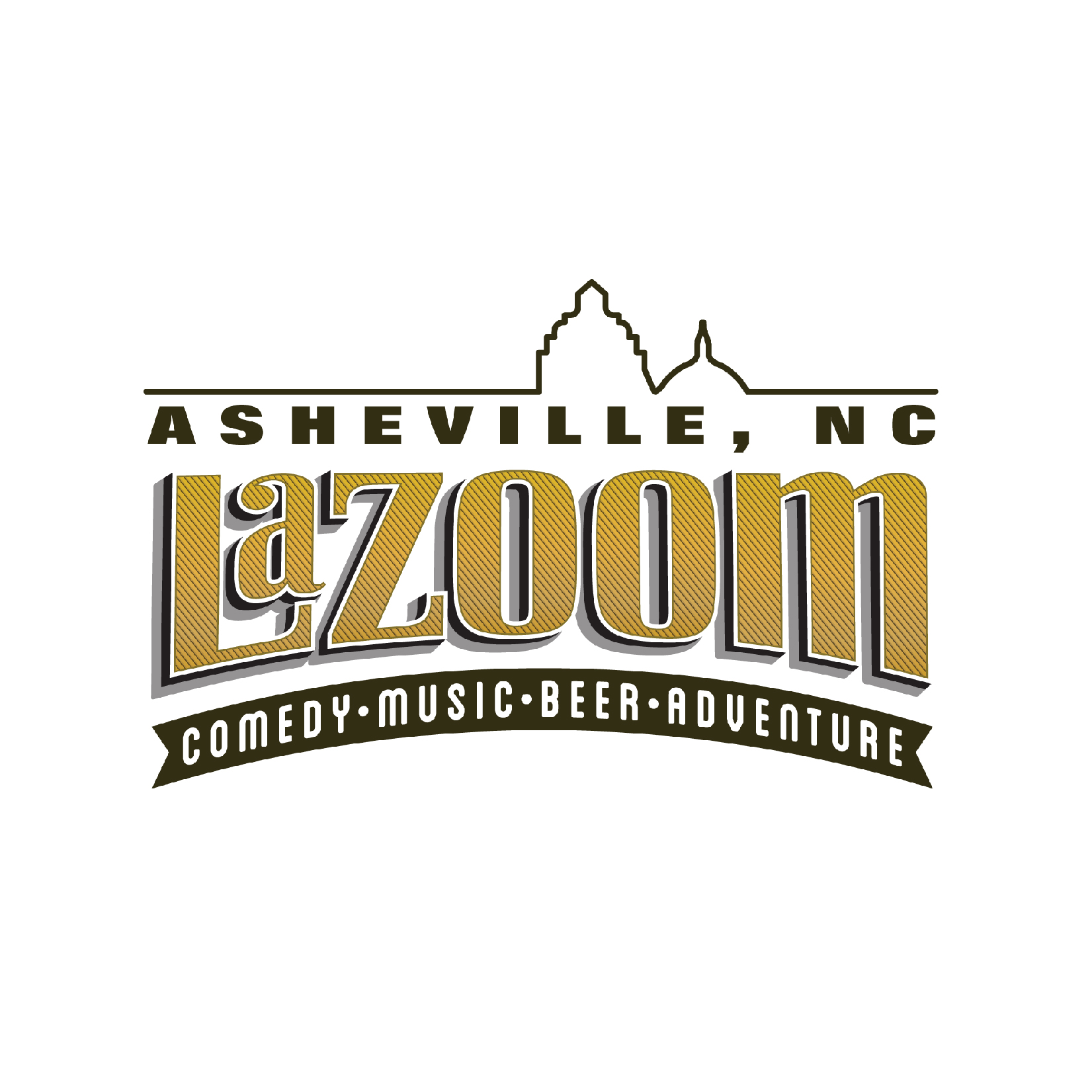 LaZoom Tours - Comedy, Music, Beer, Adventure Logo