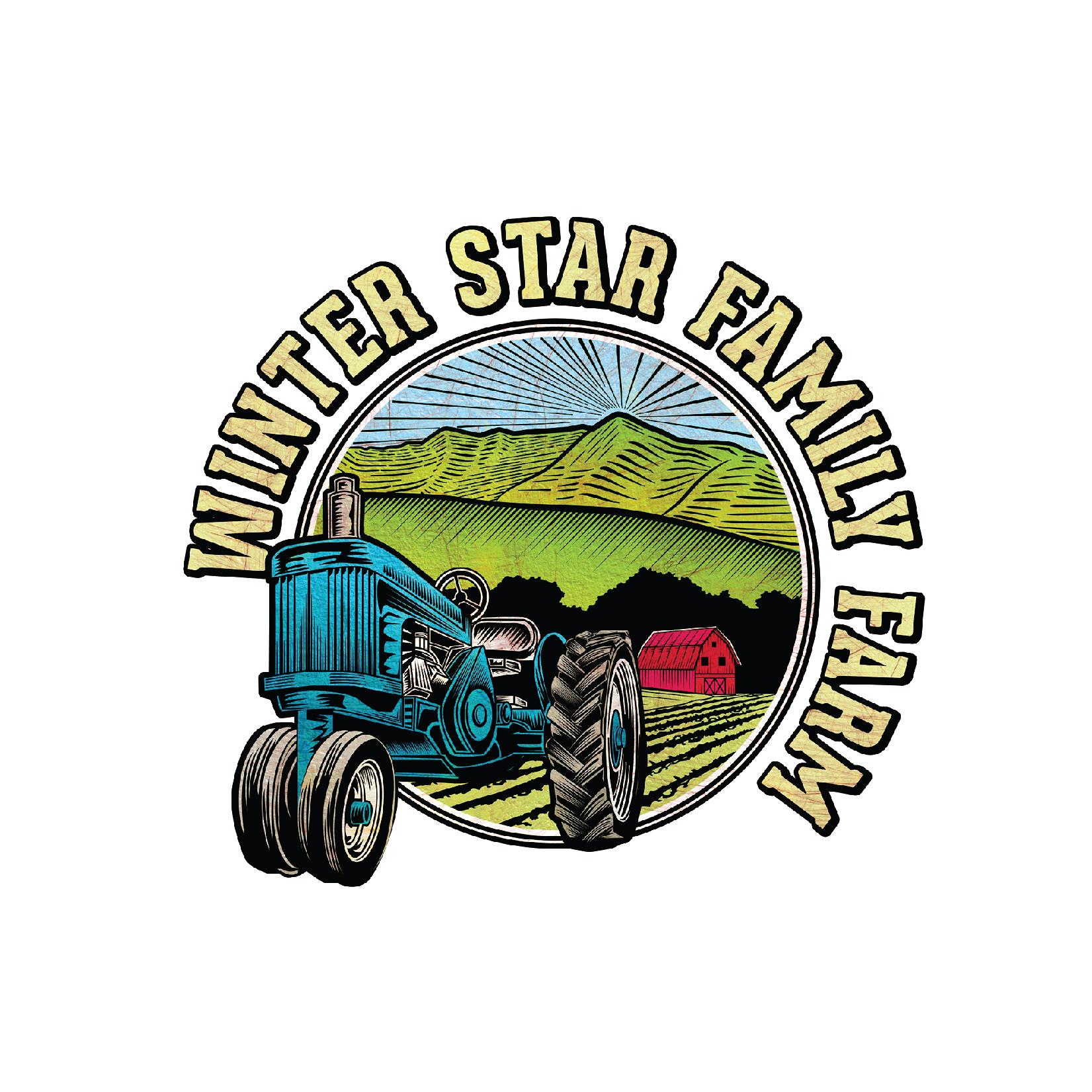 Winter Star Family Farm Logo